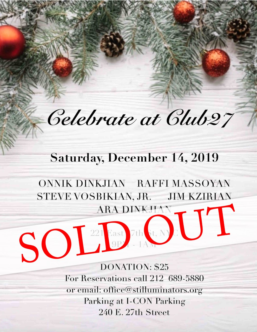 Club-27-2019-SOLD-OUT