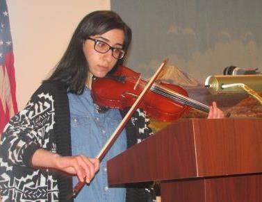 Ms. Maral Tutunjian