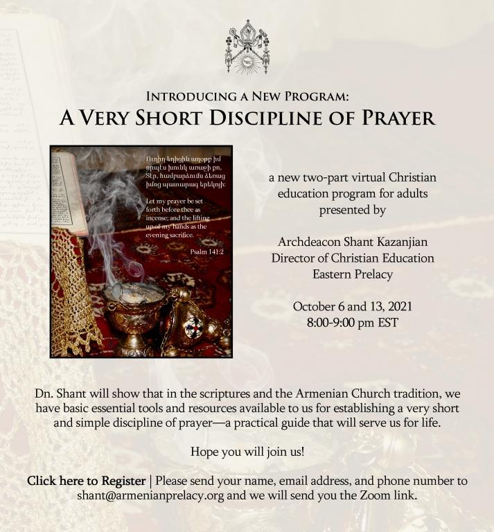 Prayer-flyer